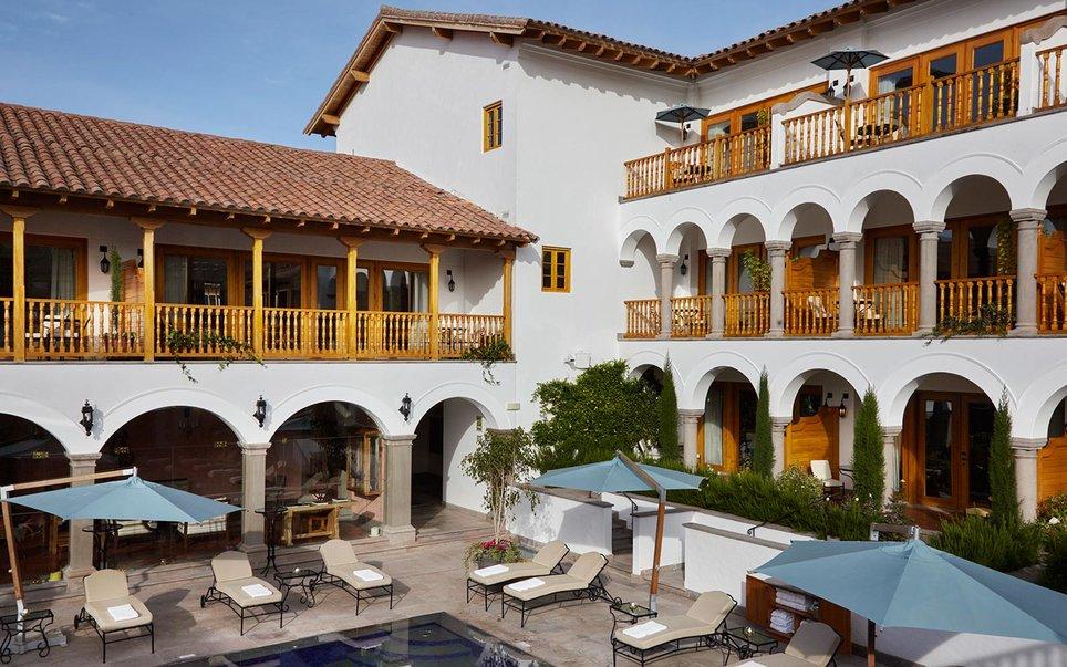Belmond Palacio Nazarenas: Cusco, Peru