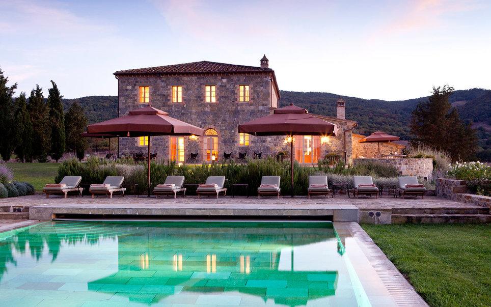 Villa Sant'Anna. Castiglion del Bosco